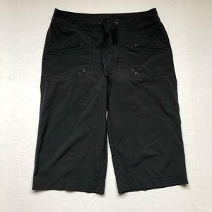 Athleta Bermuda Shorts Black Size 4 Outdoor Wear